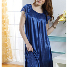 New 2015 Sexy Womens Casual Chemise Nightie Nightwear Lingerie Nightdress Sleepw