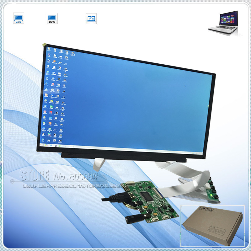 13.3 inches Laptop LCD screen driver suite 2560X1440 3 k LCD screen driver suite LCD screen DIV suite