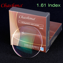 1.61 Index Prescription Lenses Resin Aspheric Glasses for Myopia/Hyperopia/Presbyopia Eyeglasses Lens With Coating