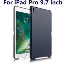 "Case Cover For Apple iPad Pro 9.7 inch Protective shell Smart Protector Leather For iPadPro9.7 PU Tablet Pro Sleeve cases 97 ""(China)"