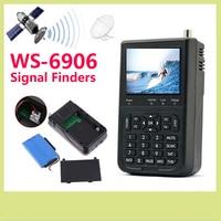 Hot sales Original Satlink 6906 Satellite Signal Finder DVB S FTA digital satellite meter ws 6906