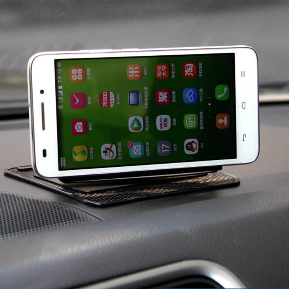 HTB1aTCoX4YaK1RjSZFnq6y80pXaG - Car Ornament Silicone 360 Rotating Phone Holder Non-Slip Mat Automobile Dashboard Adjustable Angle Anti Slip Mat Car Gadget