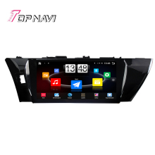 "Top 10.1"" Quad Core Android 4.4 Car PC Radio Stereo GPS For TOYOTA  Camry 2012 With Audio Navi Without DVD Free Shipping"