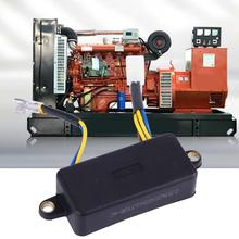 250V 220UF Generator Auto Voltage Regulator Universal AVR for 1-3KW Generator Parts and Accessories generator parts r450 avr automatic voltage regulator brushless diesel generation system set accessory generator parts and