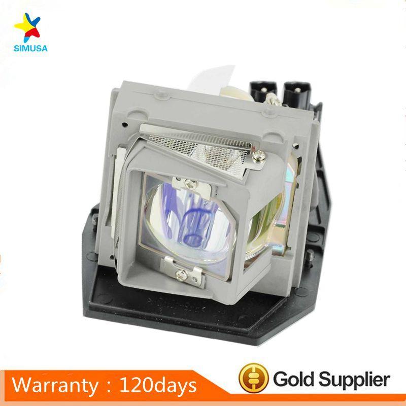 100% Original  EC.J6400.001  bulb Projector lamp with housing fits for   P7280/P7280i original cs 5jj1b 1b1 bulb projector lamp with housing fits for mp610 mp610 b5a mp615 mp620p w100