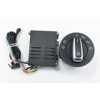 Car lights switch + chrome auto sensor light for Passat B5 Bora Polo Golf 4 new Jetta Beetle 5ND 941 431 B