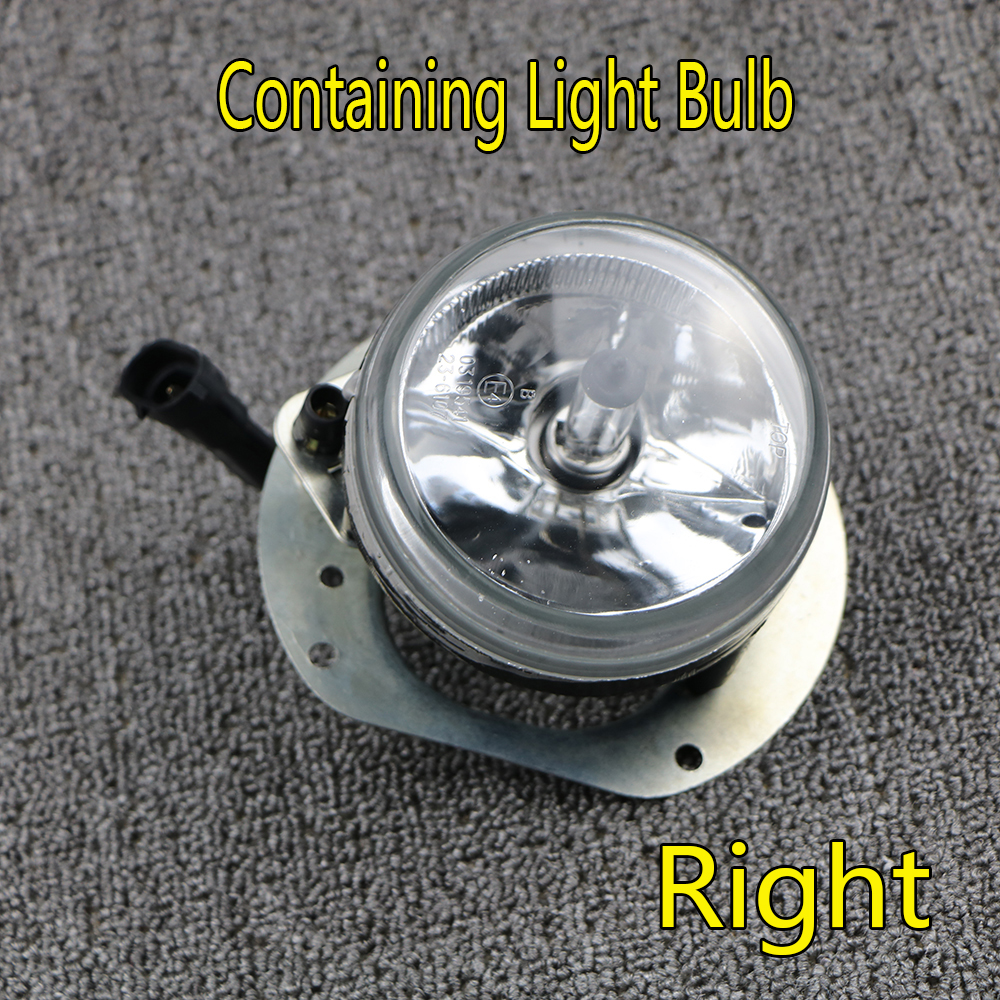 2048202256 Halogen Bulb Foglight Fog Lamp Front Right For <font><b>Mercedes</b></font> <font><b>Benz</b></font> W164 W204 CL63 CL65 SL63 SL65 SLK55 AMG ML450 CLK350 image