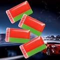 Автомобиль для укладки Спортивный Руль Знак 3D Эмблема Наклейка Логотип Наклейки Для geely emgrand ec7 emgrand 7 ec8 автомобиля наклейки