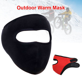 31*25cm Polyester Face Mask Scarf Climbing Portable Motorcycle Headscarf Breathable Mask Skiing Dustproof Mask 2 Colors Riding mannequin