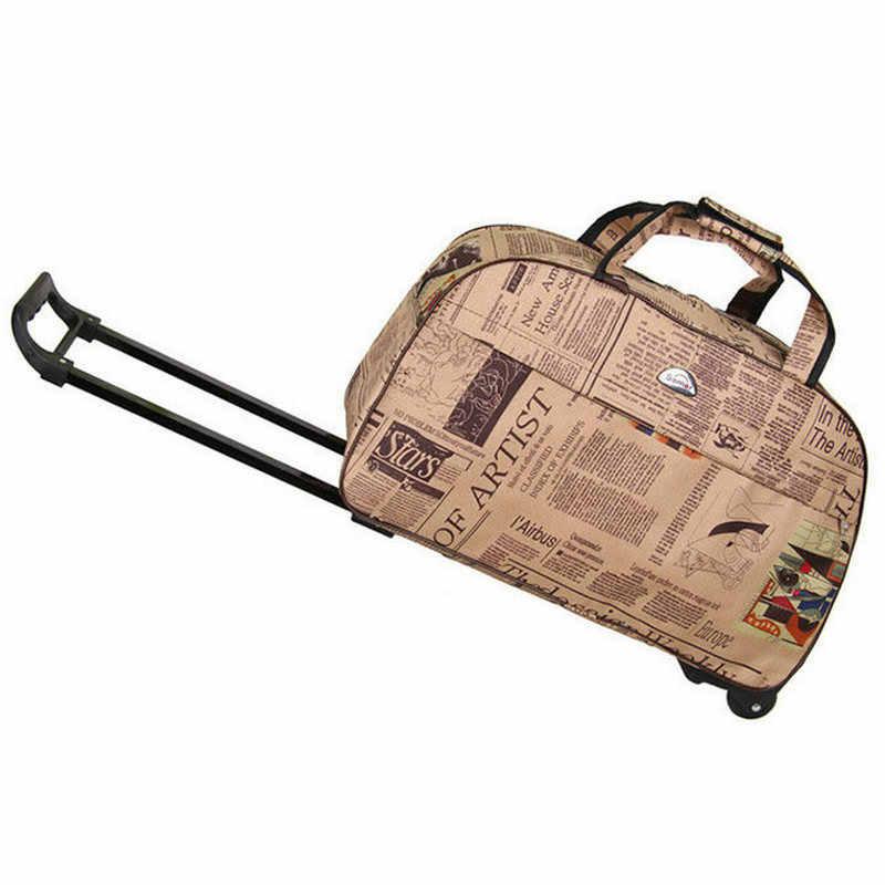 Bagażu Metalu Torby Podróżne Wózek Walizka na Kółkach Valise Bagages Roulettes Wózek Ręcznie Unisex Torba Sac Płyta Podwozia Pakiet