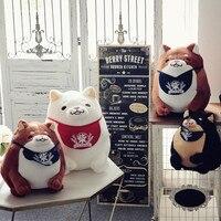 1 Pcs Cute Dog 3 Brothers Plush Toys Shiba Inu Toy High Quality Stuffed Loyal Pet