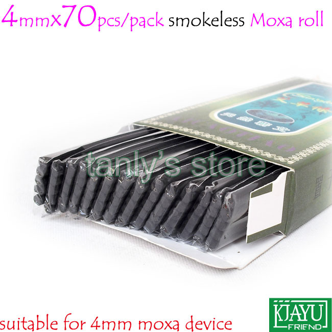 Songlonw natural Chinese mugwort smokeless moxa roll moxibustion stick 4x118mm 70pcs/pack 12pack/lot Good quality value set good quality 1pcs bronze moxa box with beauty bag 1pack 108pcs moxa roll 1pack dia12mm 10pcs smokeless moxa roll
