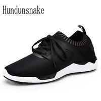 Hundunsnake Running Shoes For Men Women Sneakers 2017 Sport Barefoot Socks Mesh Breathable Male Krasovki Adult