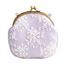 New Arrival Fringe Tassel handbag Women Sling Shoulder Crossbody Messenger handbag Cute Lace Lolita Handbag for Ladies