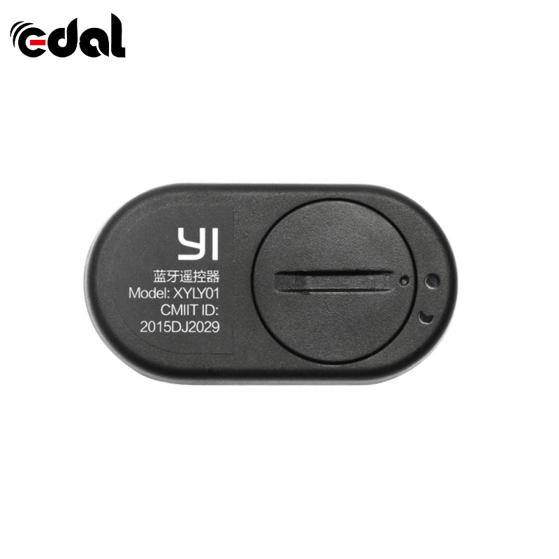 EDAL Bluetooth Remote Controller for Xiaomi Yi 4K Camera Bluetooth Shutter for Xiaomi Yi II Action Camera