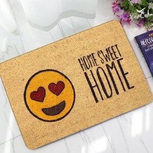 Image 5 - CAMMITEVER Home Doormats Non slip Rug Doormat Bathroom Welcome Mat