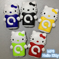 2016 mini mp3 music player hello kitty mp3 tf card free music downloader portable sport mp3 player enjoy music earphone player
