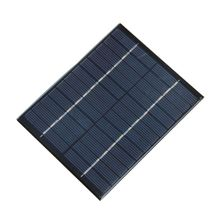 Solar panel 2W 12V solar panels solar Dijiao board DIY solar panels A grade Polysilicon colour