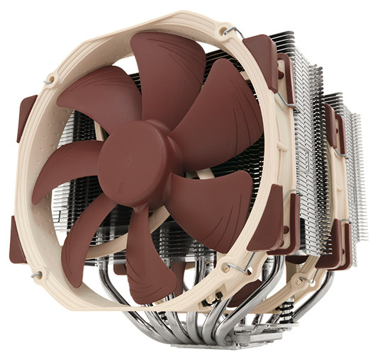 Noctua NH-D15 AMD Intel processor  COOLERS fans Cooling fan contain Thermal Compound Cooler fans LGA 1366 2011 2066 AM3 FM2 115X