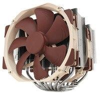 Noctua NH D15 AMD процессор Intel охладители болельщиков Вентилятор охлаждения содержат Термальность Соединение Cooler поклонников LGA 1366 2011 2066 AM3 FM2 115X