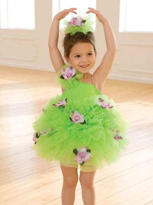 Kids Tutu Ballet Dress for Children, Pink Fancy Dress Ballet Dance Costumes for Kids,Child Dance Costume Toddler Girls Dancewear