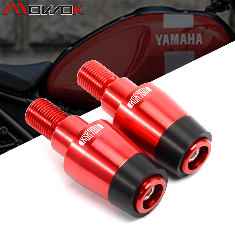 Adaptable Motorcycle Hand Bar Ends Handlebar Grips Cap Anti Vibration Silder Plug Fits For Yamaha Xsr900 Xsr 900 2016 2017 2018 Elegant In Style