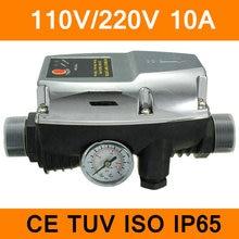 110V 220V Automatic font b Pump b font Control font b Water b font font b