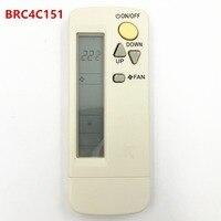 A/C AC REMOTE CONTROL BRC4C151 For DAIKIN AIR CONDITIONER FAQ71BW1B RQ71B8V3B
