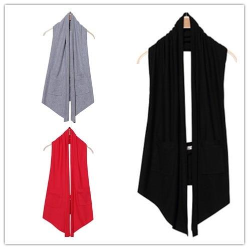 2014xxxxl summer mm plus size clothing vest all-match personality outerwear vest