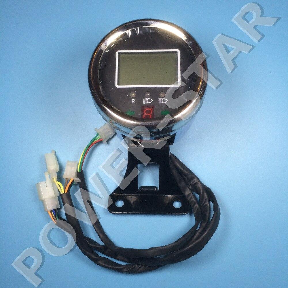 Automobiles & Motorcycles Motorcycle 110cc 125cc 150cc 200cc 250cc Atv Quad Dirt Bike Speedometer Universal High Quality And Inexpensive