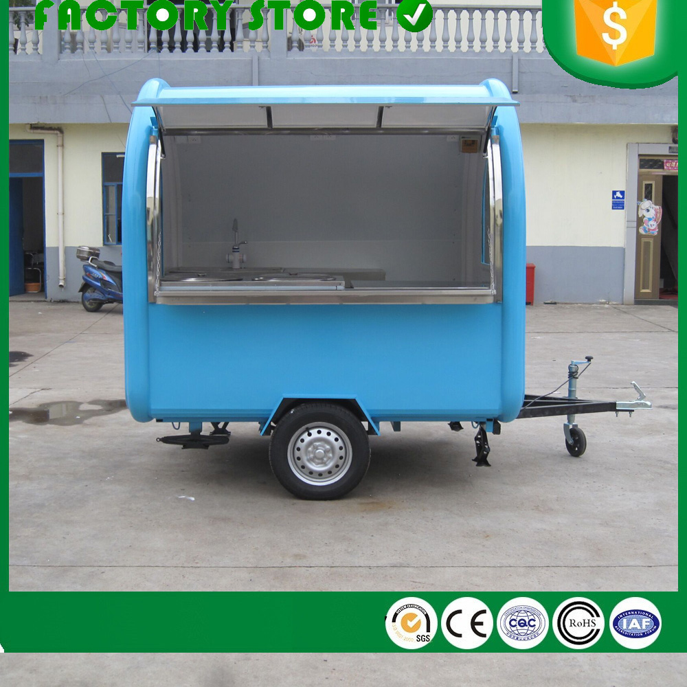 Outdoor Mobile Multi Functional Dining Car BBQ Snack Snack Cart Chinese  Traction Snack Dining Cart With Rain Shed In Food Processors From Home  Appliances On ...