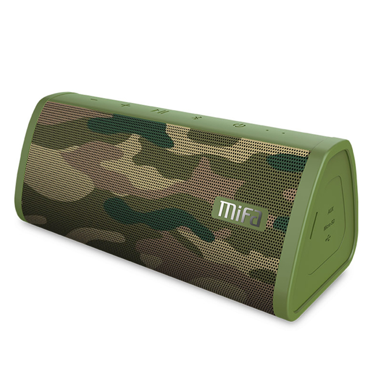 camo army Portable Bluetooth speaker