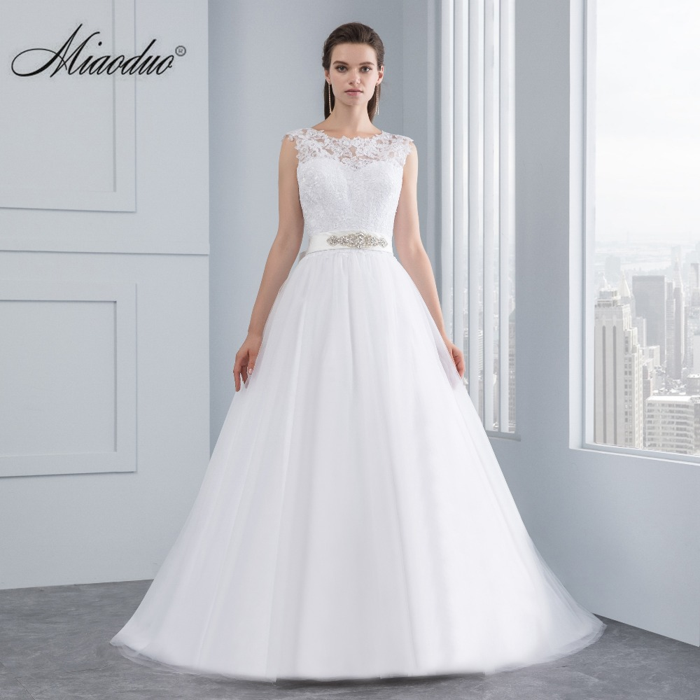 Lace And Satin Wedding Dresses 010 - Lace And Satin Wedding Dresses