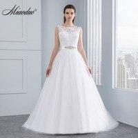 Long Sleeve Lace Wedding Dresses Satin Backless Wedding Gowns Weding Bridal Bride Dresses Weddingdress Vestidos De