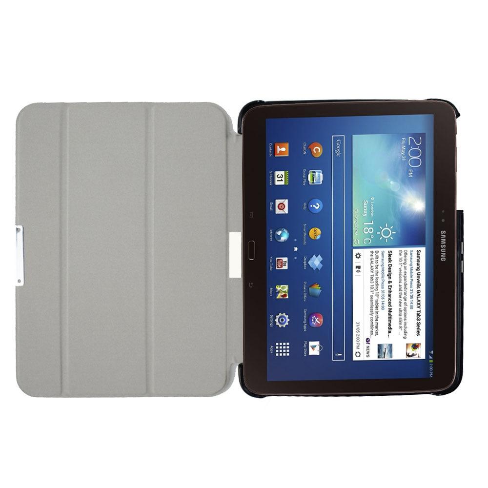 GT P5200 P5210 P5220 ultrathin õhukesest fikseeritav nahast - Tahvelarvutite tarvikud - Foto 3