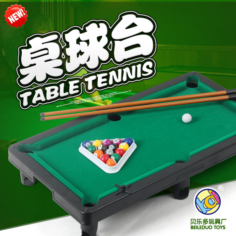 New Kids Educational Sport Mini American Pool Table 2 Players Outdoor Games  Toys Billiard Snooker Game