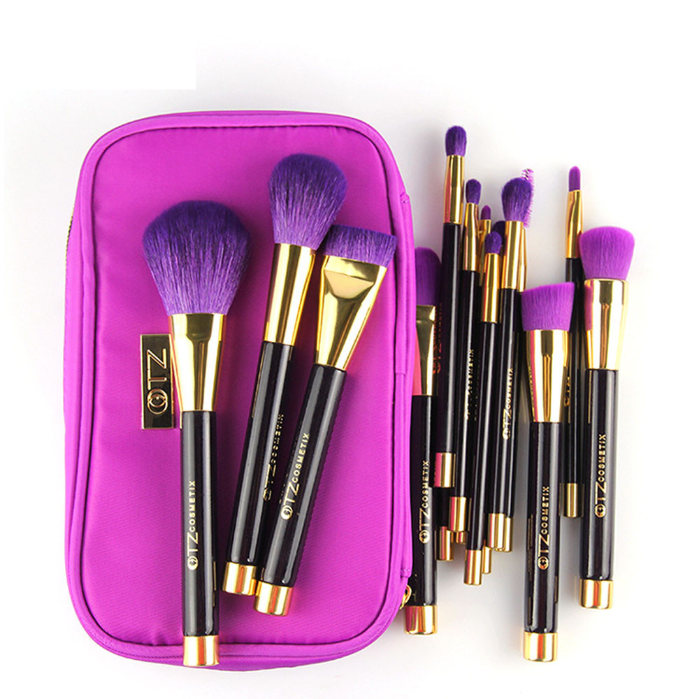 High Quality Hot sale 15PCS Cosmetic Makeup Brush Brushes Set Foundation Powder Eyeshadow Traveling Makeup Wedding make-up flower girl dresses summer vestidos children wedding dress 2018 brand princess costumes for kids clothes baby girls party dress
