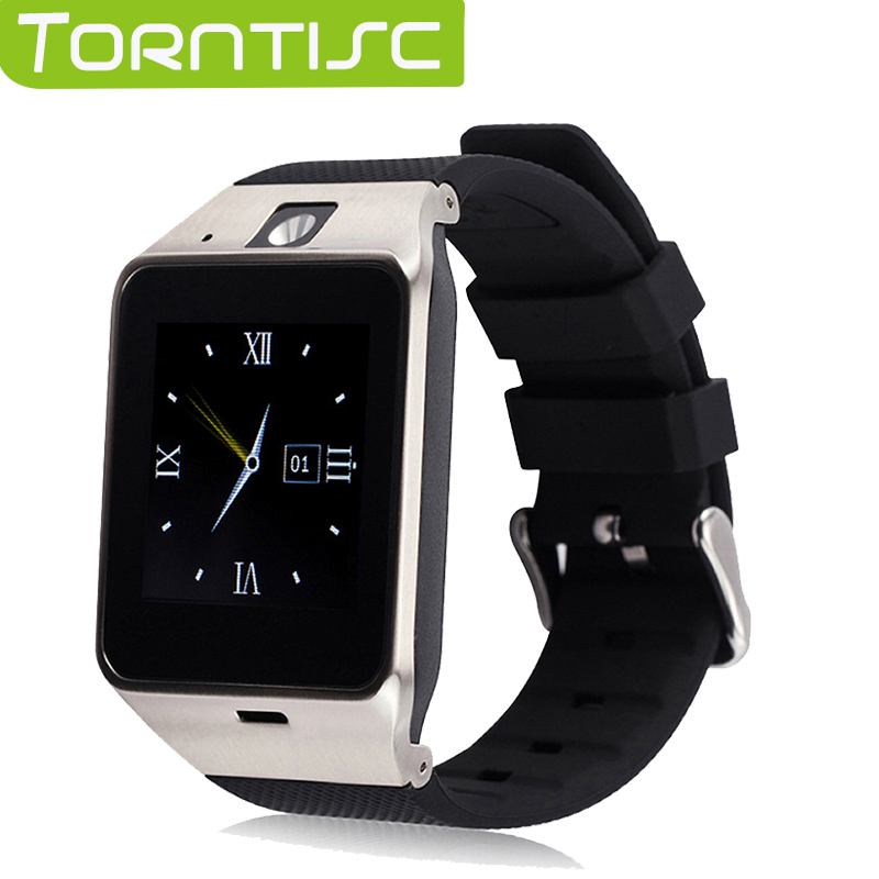 Torntisc GV18 Bluetooth Smart Watch phone Support Sim TF Card MP3 take phone Sync Notifier for