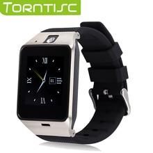 Torntisc GV18 Reloj teléfono Inteligente Bluetooth Apoyo TF Tarjeta Sim MP3 tomar Notificador de Sincronización de teléfono para IOS Android os