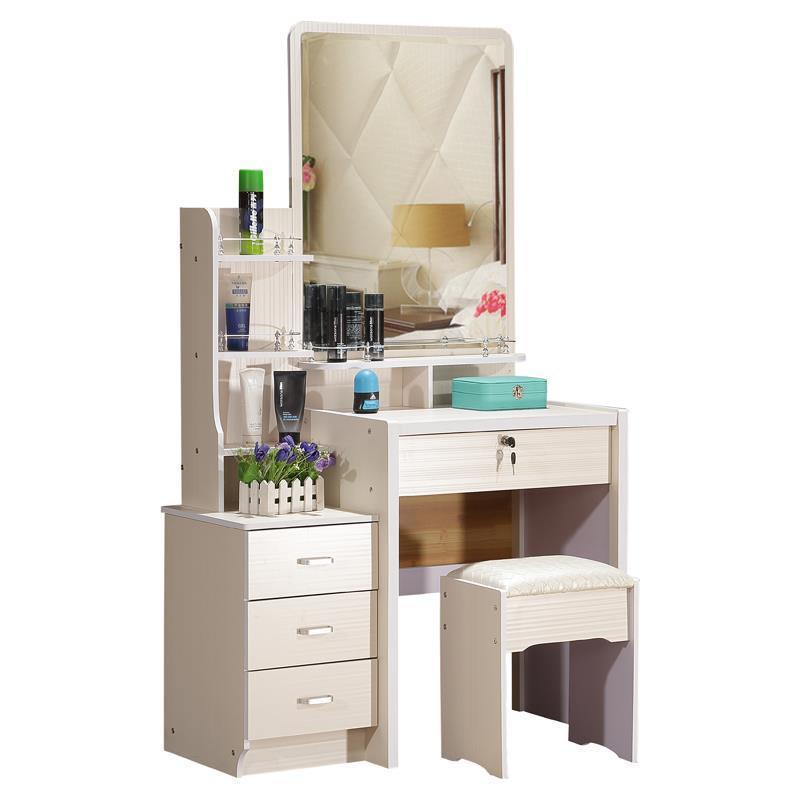 Cabinet Dresuar Schminktisch Tocadore Para El Dormitorio Set Slaapkamer Wood Bedroom Furniture Quarto Korean Penteadeira Dresser