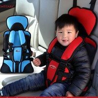 2017 Kids Car Protection 4 12 Years Old Baby Car Safety Seats Portable And Comfortable Infant