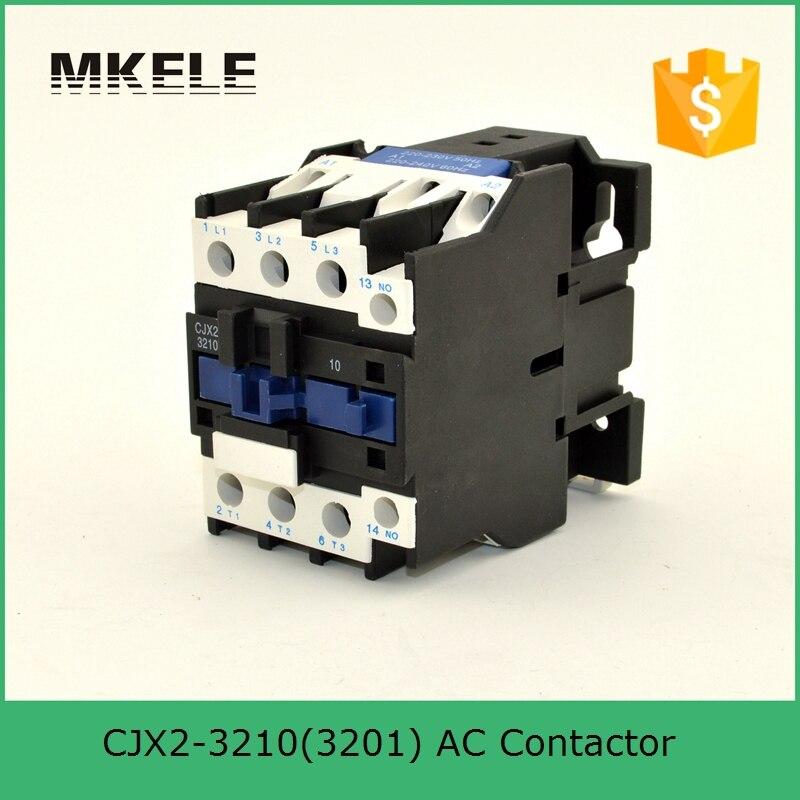 CJX2-3201 3P+NC 32A Ac Contactor 380v 24V 36V 110V 220V Coil Ac Contactor Telemecanique Professional Manufacturer Direct Sale dc contactor gmd 9 dc110v 24v ac contactor 220v 380v