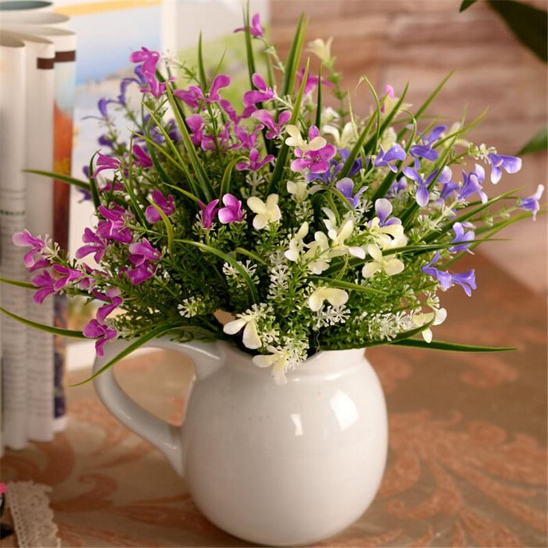 popular gladiolus silk flowers buy cheap gladiolus silk flowers lots from china gladiolus silk. Black Bedroom Furniture Sets. Home Design Ideas