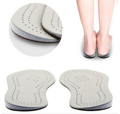 Beauty & Health Motivated 50 Pairs/lot O-leg Orthopedic Leather Insoles Leg Posture Adjuster Foot Varus Correct Insole Leg Shaper Beauty Foot Care Skin Care Tools