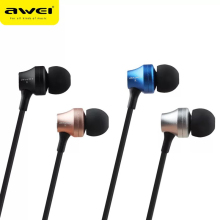 AWEI ES910i 3.5MM Plug Jack Stereo Earphones Deep Bass Noise Cancelling In-ear