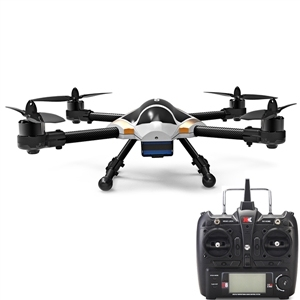 XK X251 Con Motor Sin Escobillas 3D6G Modo LED RC Quadcopter RTF 2.4 GHz