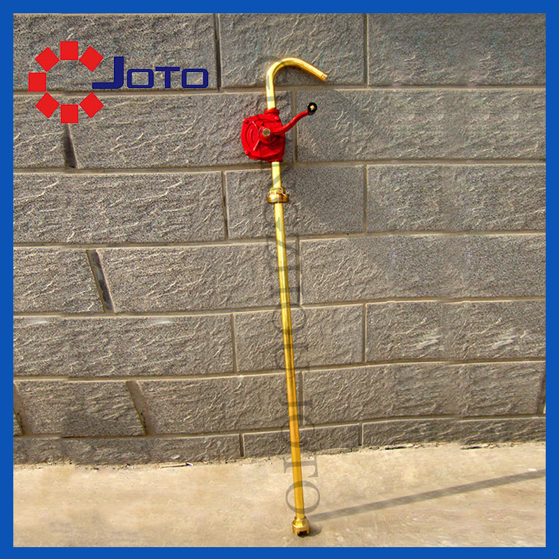 Hot Sale 25*1100mm Explosion Proof Hand-operated Oil Suction Pump Aluminium Bronze Manual Oil Pump Oil Transporting Barrel Pump цены