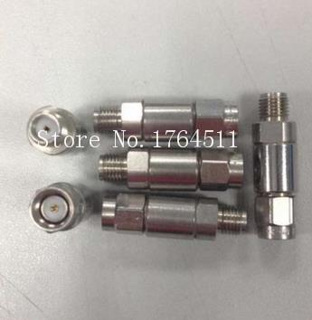 [BELLA] RADIALL R411850 DC-12.4GHZ 50dB SMA (M-F) Coaxial Fixed Attenuator  --5PCS/LOT