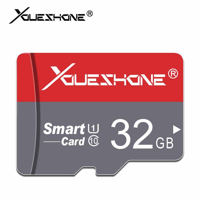 С подарочным адаптером флеш-карта памяти 4 ГБ 8 ГБ тарджета micro sd карта 32 Гб 64 ГБ флэш-карта 16 Гб класс 10 128 ГБ usb-носитель SD/TF карта