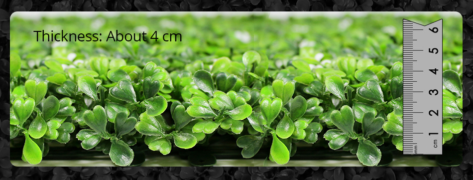 Artificial Boxwood Hedges Panels Privacy Synthetic Balcony Fencing 10x10 UV Privacy Ivy Fence Wall Home Garden Decoration1